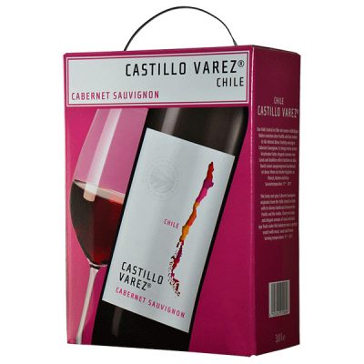 CASTILLO VAREZ® CABERNET SAUVIGNON CHILE BAG IN BOX